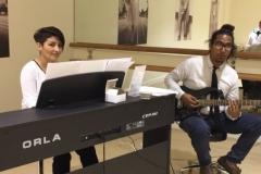 Music classes at melodica music and dance school - Al Furjan Branch
