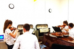 Violin classes in Dubai - Melodica Furjan Branch