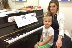 Piano classes in Dubai - Melodica Furjan Branch