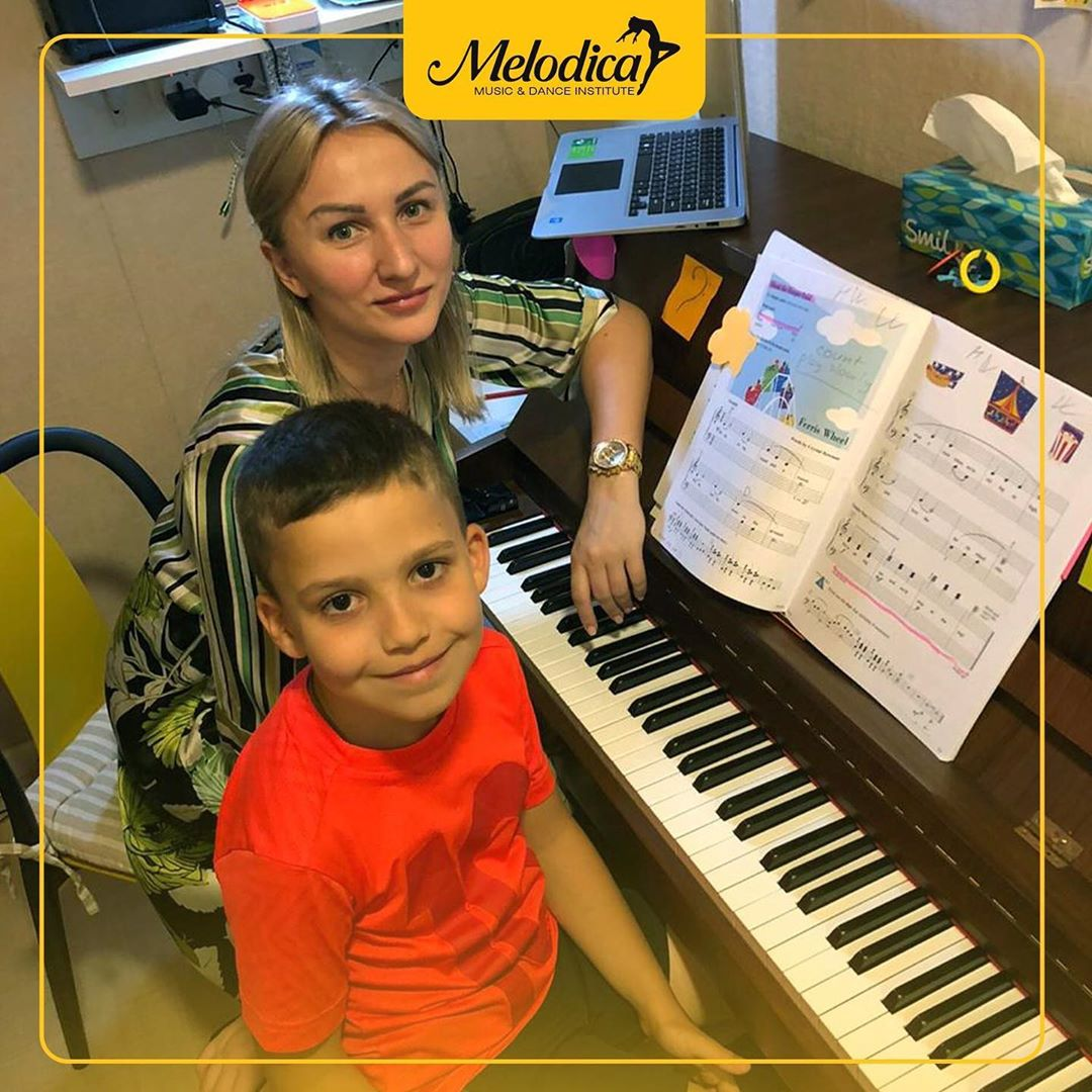 dubai piano lesson