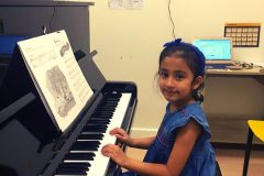 piano lesson for kids