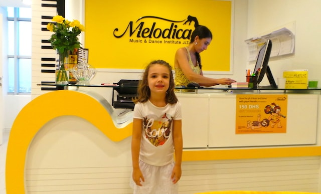 Melodica music and dance institute JLT dubai