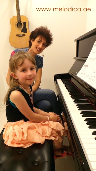 piano classes in Dubai - Melodica Music Center JLT Branch Dubai