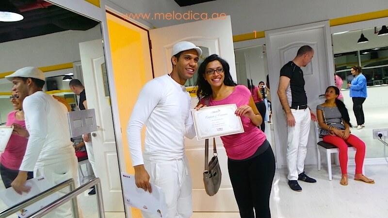 melodica music center - JLT Dubai