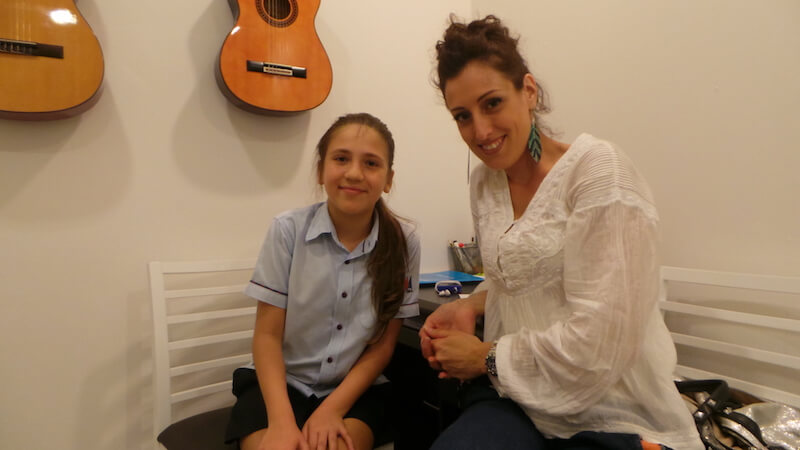 Music teacher at Melodica Music and Dance Institute