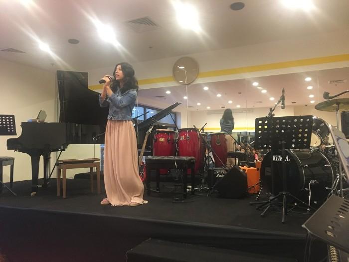 School Recital - Melodica Music Center JLT Branch Dubai