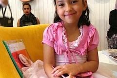 Happy kids at melodica music and dance institute JLT dubai