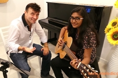 Guitar Classes in Dubai - Melodica Music Center Dubai