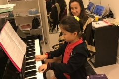 Piano classes in Dubai - Melodica Music Center JLT Branch