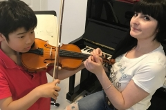Violin classes in Dubai - Melodica Music Center JLT Branch
