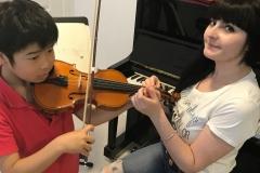 Violin classes in Dubai - Melodica Music Center JLT Branch