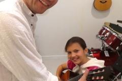 Guitar Classes in Dubai - Melodica Music Center Dubai