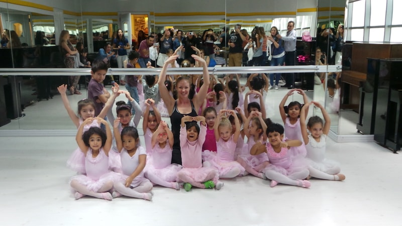 Ballet classes in Dubai - Melodica.ae