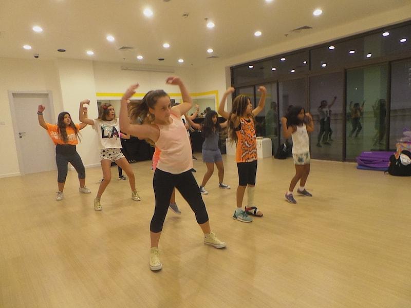 hip hop classes in Dubai - Palm Branch Melodica.ae