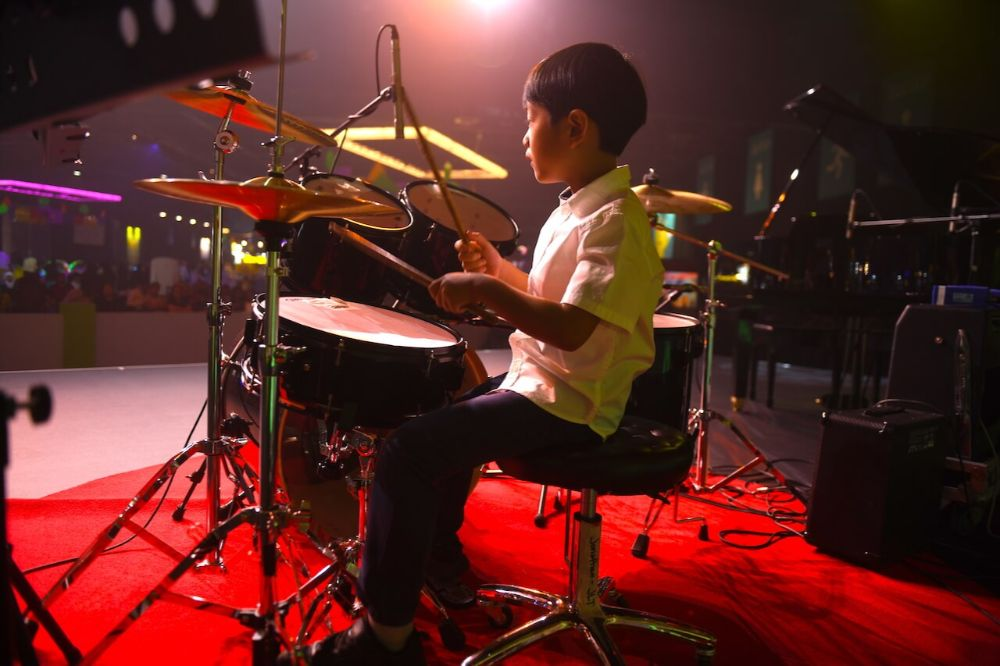 Drums classes in dubai