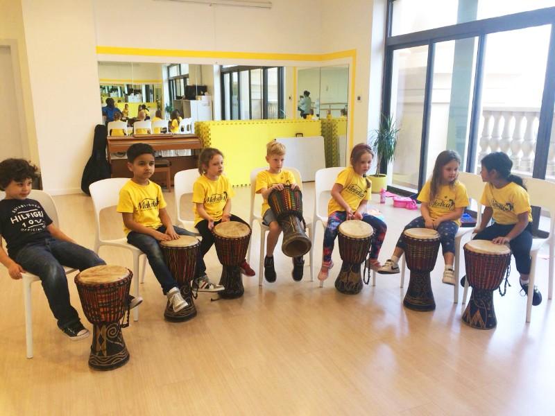 Summer Camp at melodica music center Dubai