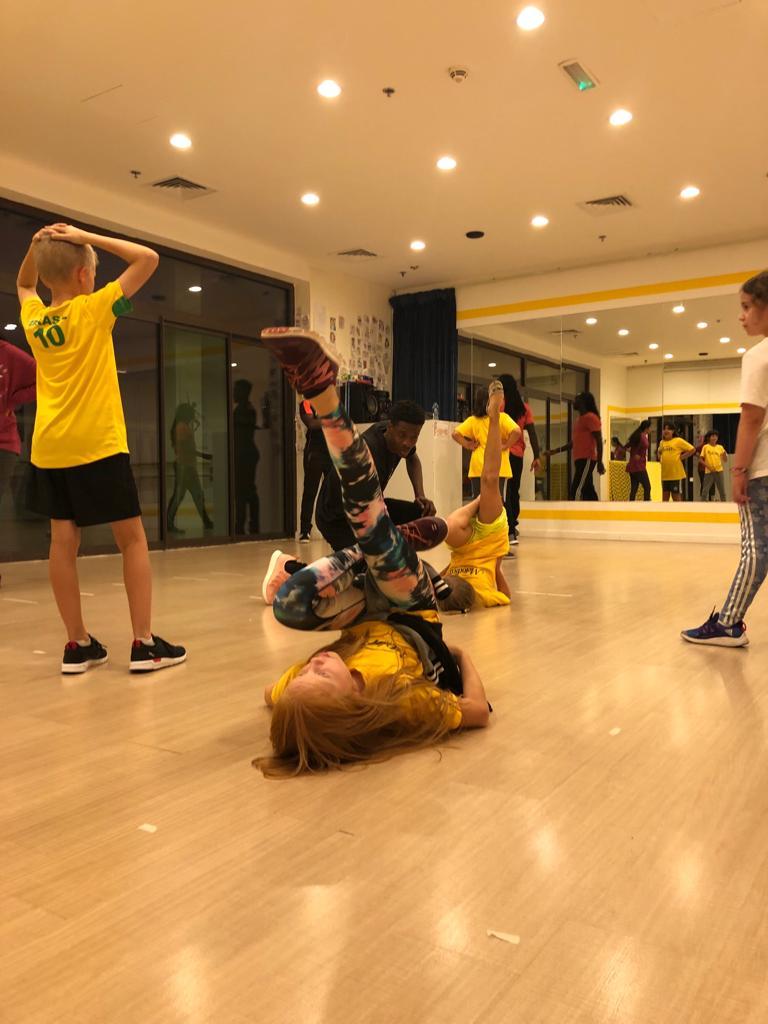 hip hop dance classes in Dubai