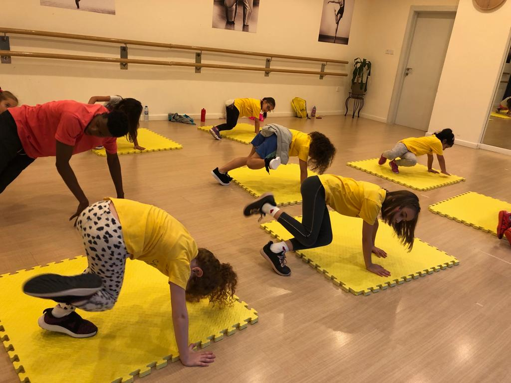 hip hop dance classes at melodica palm branch
