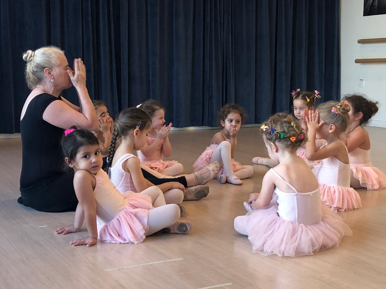 ballet classes in Dubai