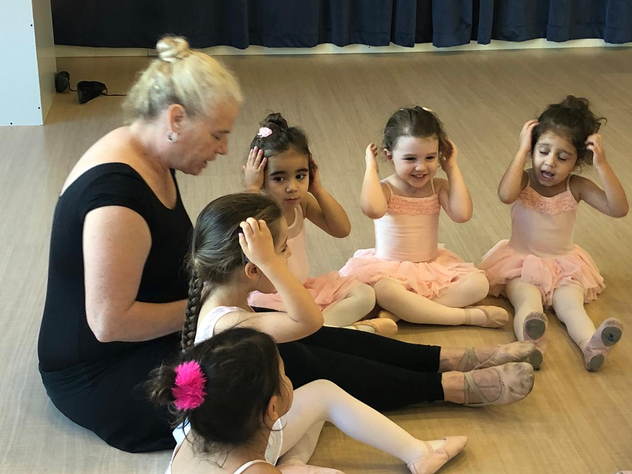 ballet classes in Dubai