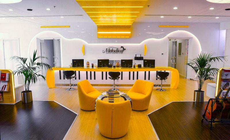 Melodica Music and Dance Institute - Palm Branch Dubai UAE