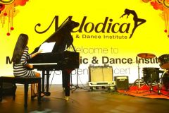 Piano Competition. Melodica Music Center Dubai
