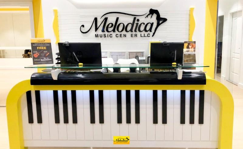 Melodica The Villa