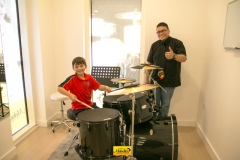 Drums Teacher at Melodica Music Center the Villa