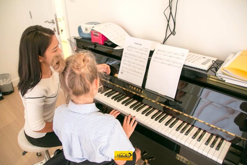Piano Teacher at Melodica Music Center the Villa