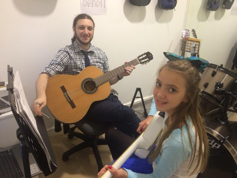 Melodica Wasl Branch Guitar Classes