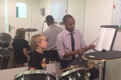Drums teacher at Melodica Music Center Dubai