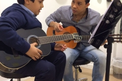 Guitar Classes at Melodica Music Center Dubai