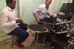 Drums teacher in Dubai