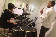 Drums Lessons at Melodica Music Center Dubai