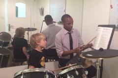 Drums teacher at Melodica Music Center Dubai