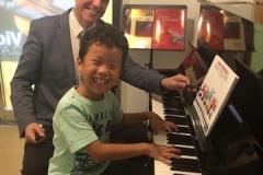 Piano classes in Dubai - Melodica music and dance institute