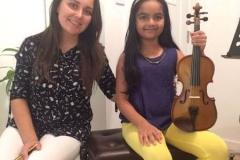 Violin Classes in Dubai - Melodica Music and Dance Institute