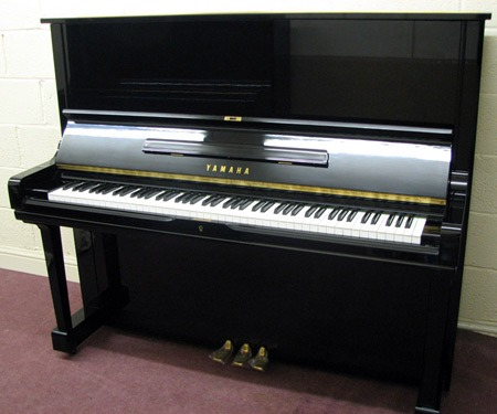 buy a used yamaha u1 or u3 piano for your lessons melodica