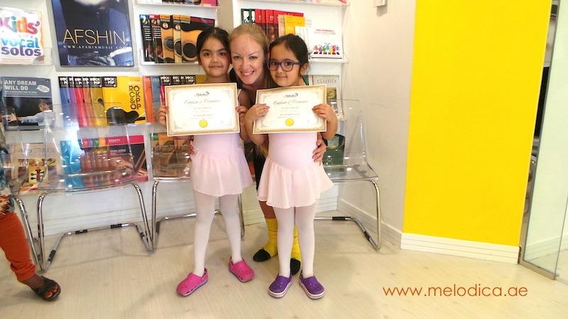 abrsm trinity rad ballet exams dubai