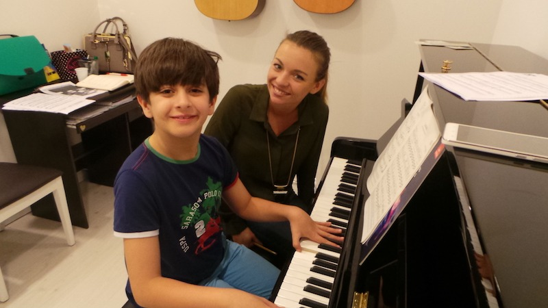 kids music lessons dubai