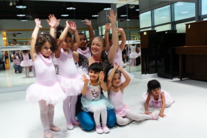 kids ballet classes at melodica music centre dubai