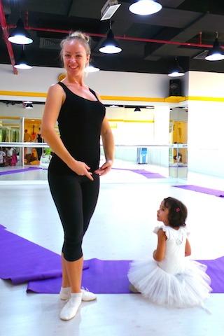kids ballet classes at melodica music centre dubai