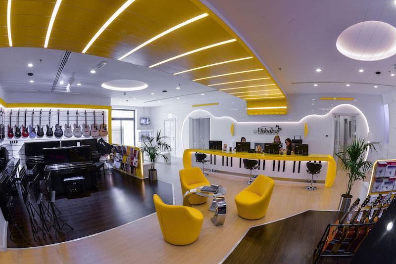 melodica music centre dubai