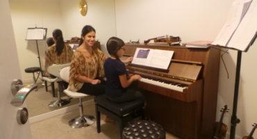 Piano Classes at Melodica Dubai