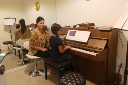 Piano Classes at Melodica Dubai