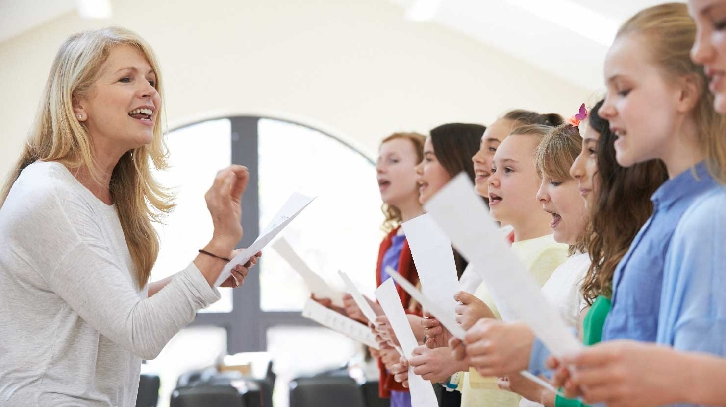 Vocal Group Classes