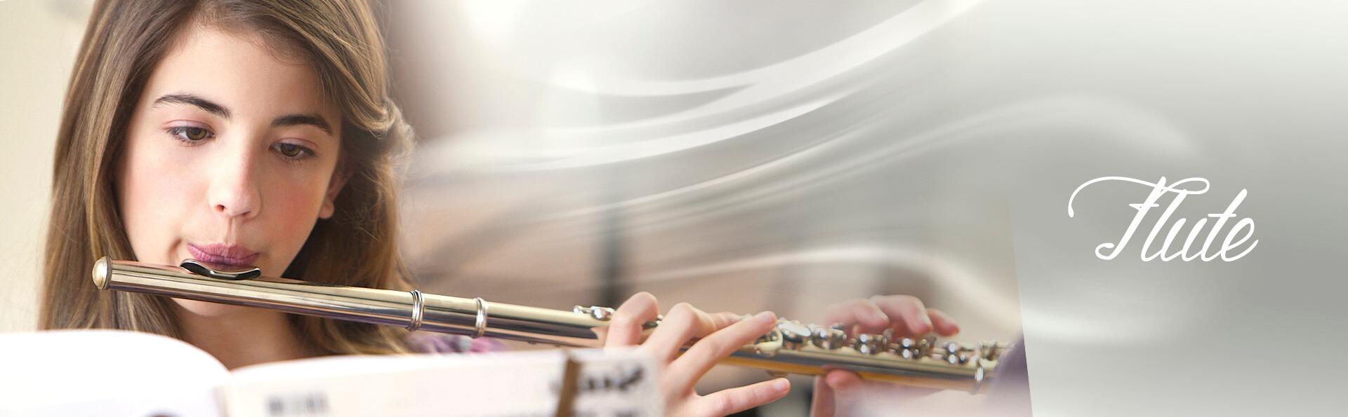 Flute lessons at Dubai Music School