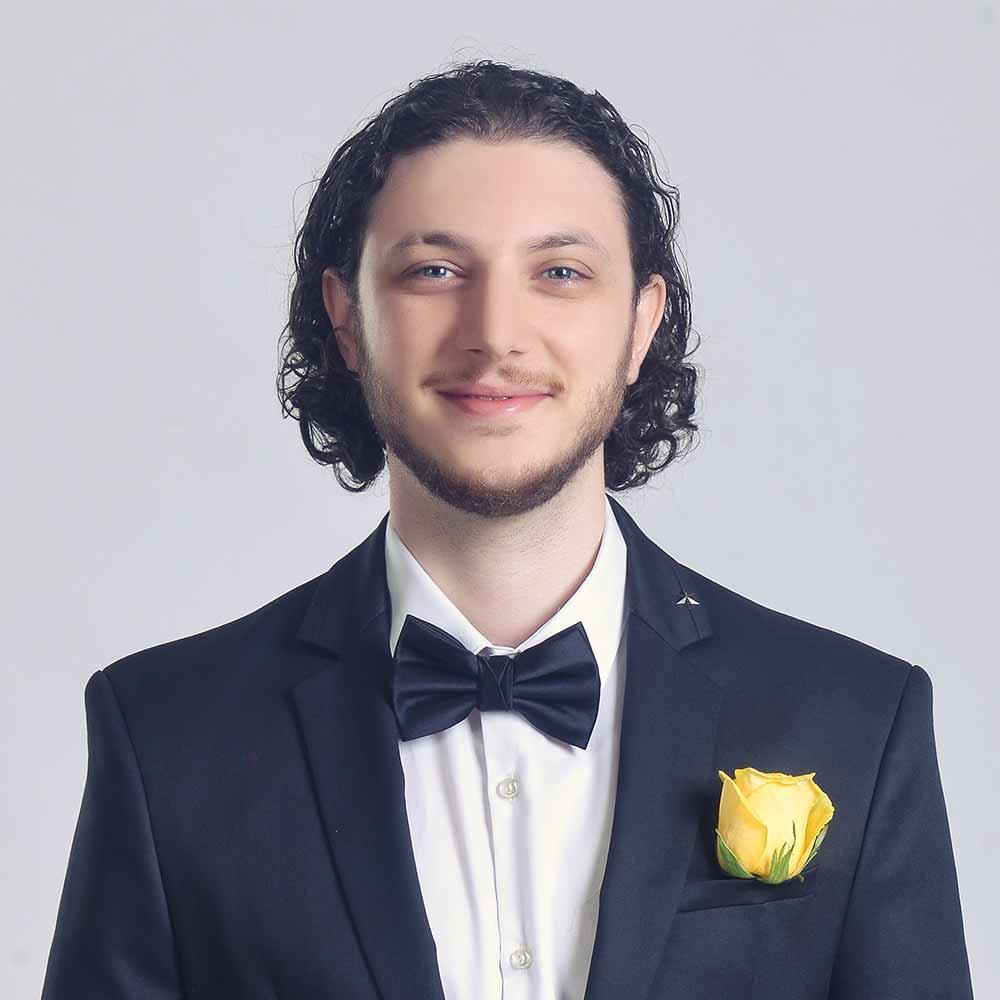 Mr. Fadi, guitar teacher at Melodica Dubai