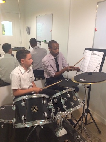 drums lesson dubai