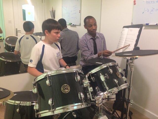 drum lessons melodica music school dubai